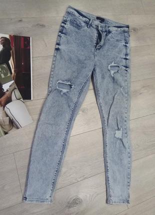 👠  джинсы / s-m - size