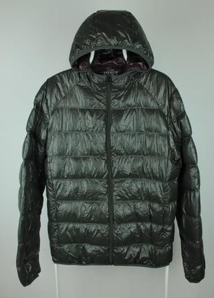 Шикарный лёгкий пуховик conbipel ultra light premium down jacket women's