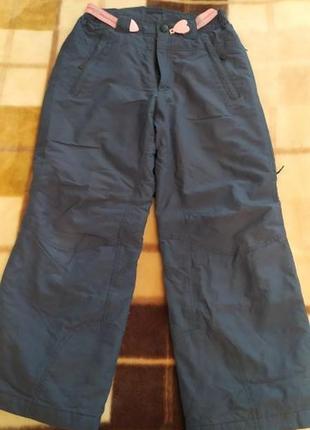 Теплые штаны для ребенка