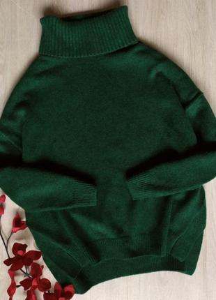 Тёплый стильный свитер кофта джемпер h&m
