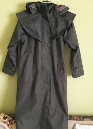 Супер непромокаемый плащ/пальто/тренч harveys