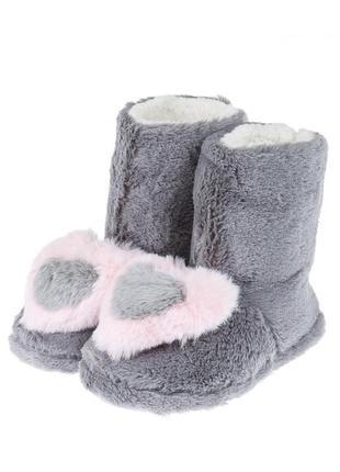 Тапки домашние тапочки валенки тёплые