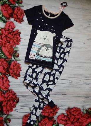 🌿невероятная классная женская пижама от love to lounge. размер s-xs.🌿