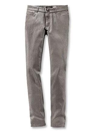 Качественные, плотные джинсы slim fit от tchibo от tchibo германия размер евро 40 (укр 46)