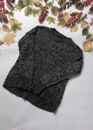 Классный оверсайз свитер джемпер.s-m