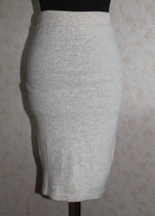 Шерстяная юбка  карандаш вовняна спідниця олівець дешево акция распродажа