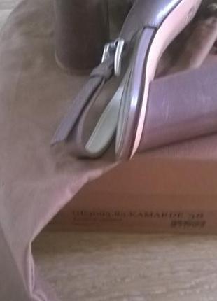 Gianvito rossi, оригинал,босоножки на каблуке, кожа 100 %