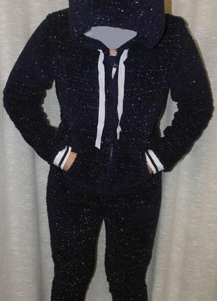 Esmara lingerie кигуруми костюм комбинезон люрекс велсофт