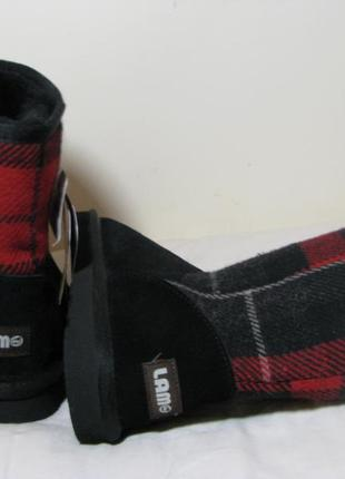 Зимние ботинки от lamo