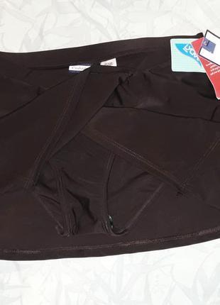 Танкини бикини юбка-плавки croft & barrow size s/m