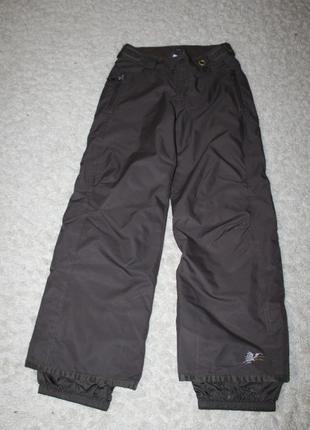 Рост 152. подростковые лыжные штаны o'neill