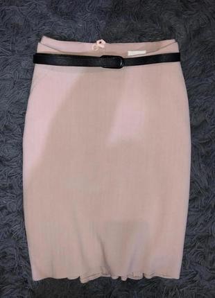 Брендовая шикарная юбка/бренд jurgen michaelsen