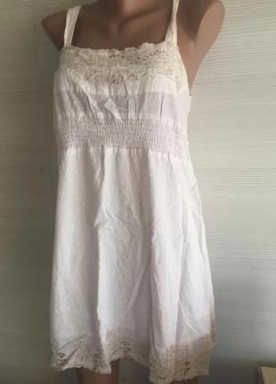 Ночная рубашка сарафан new look
