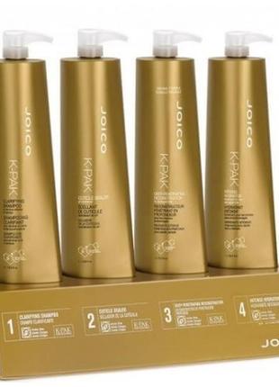 Joico k-pak 4 step распив легендарная система реконструкции волос