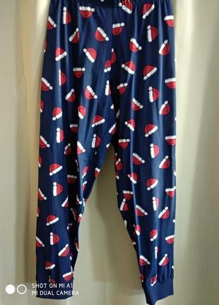 Домашние штаны пижамные штаны