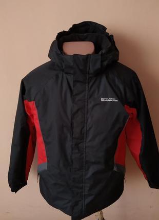 Лижна термо стійка тепла куртка