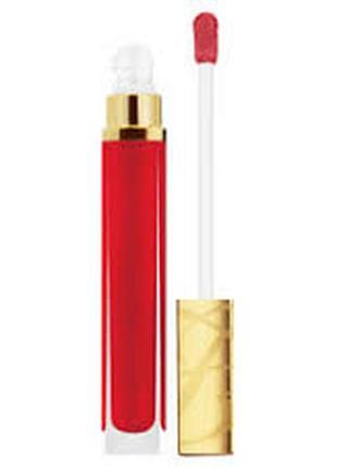 Блеск -лак estee lauder pure color high intensity lip lacquer 07 hot cherry тестер