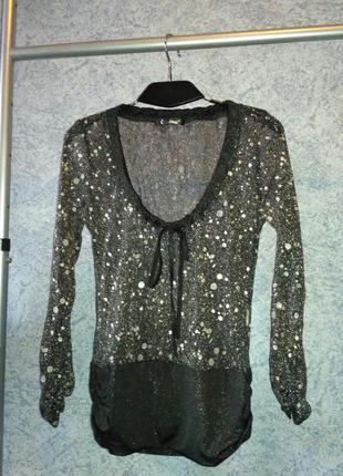 Чувственная блуза