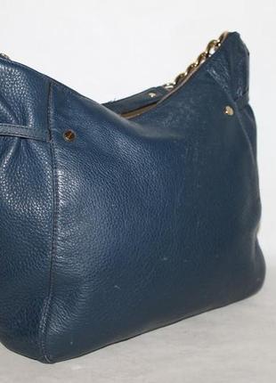 Michael kors оригинальная кожаная сумка 100% натуральная кожа