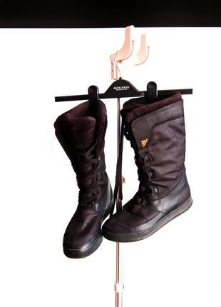 Зимние термо сапоги adidas winterstar | оригинал