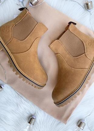 Зимние ботинки женские 36-41р.