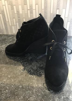 Ботинки louis vuitton (оригинал)