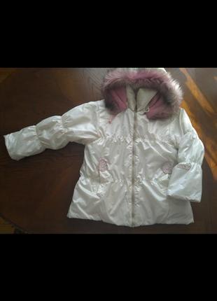 Куртка парка плащ zara