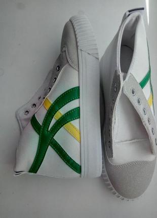 Ботинки кроссовки унисекс