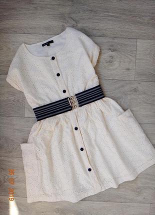 Стильное платье на девочку