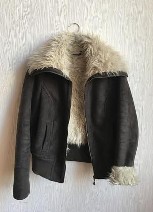 Дублёнка куртка clockhouse