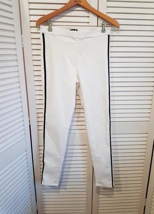 Белые джинсы chicoree