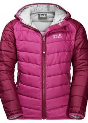 Нова куртка jack wolfskin k zenon р. 128, 152, 164 і 176