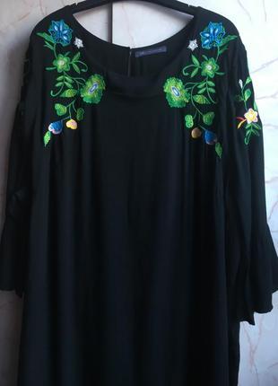 Шикарное платье! батал ! размер 50