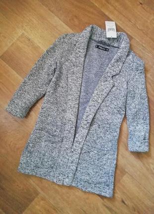 Стильный кардиган, пальто, тренч, пиджак