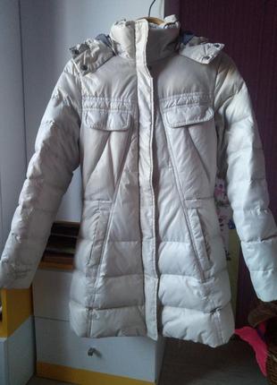 Зимняя куртка пух