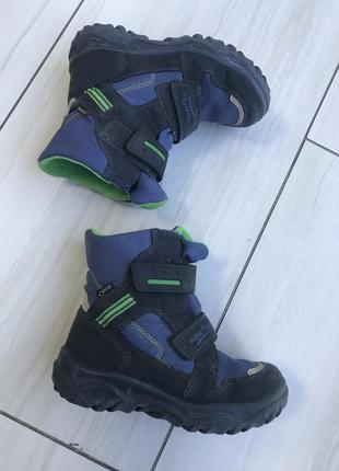Качественные ботинки мембрана gore-tex