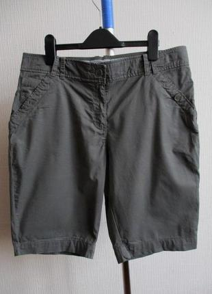 Хлопковые котоновые шорты debenhams
