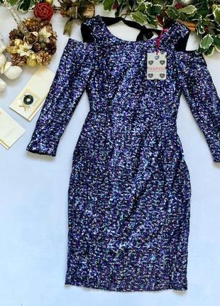 Платье boohoo  на размер s  (8) 36