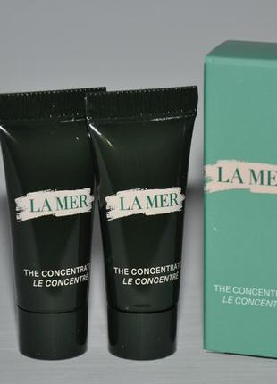Восстанавливающий концентрат  la mer the concentrate мини 3мл