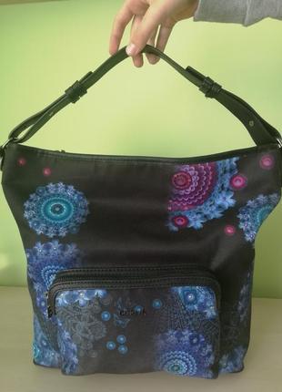 Фірмова іспанська сумка desigual!!! оригінал!!!