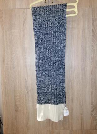 Шарф шерсть 2 метра норвегия