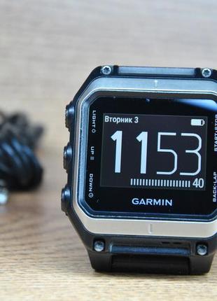 Часы спортивные garmin epix
