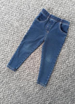 Стрейчові джинси дівчинка