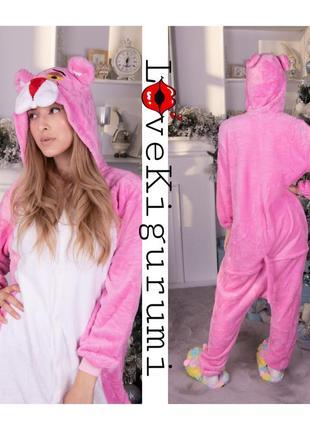 ❗не пропусти🔥старт распродаж❗пижамы кигуруми розовая пантера