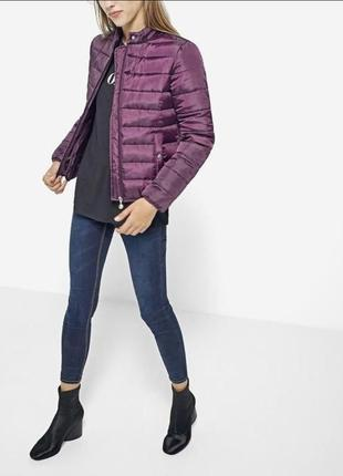 Супер стильная куртка на осень весна stradivarius