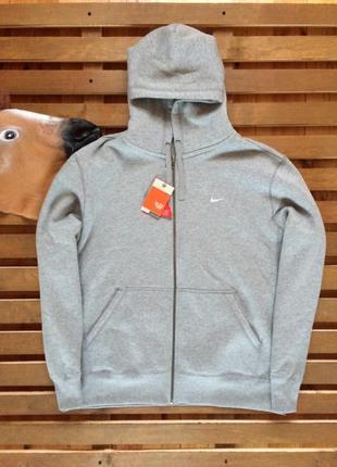 Nike zip hoodie худи толстовка кофта мужская