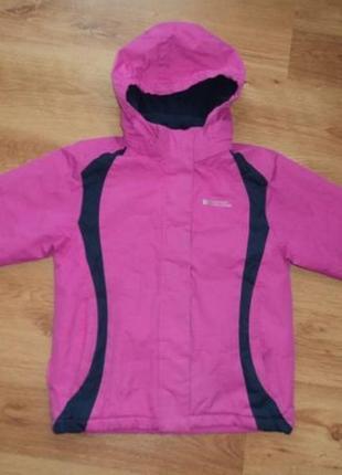 Куртка зимняя лыжная mountain warehouse