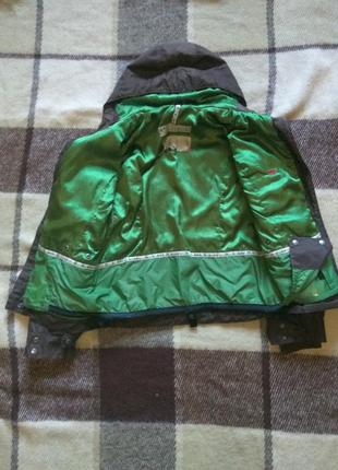 Горнолыжная курточка burton