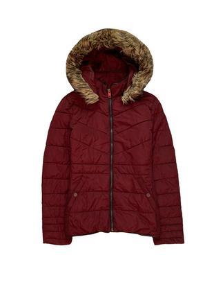 Куртка с эластичными вставками подойдёт беременной george 12 р