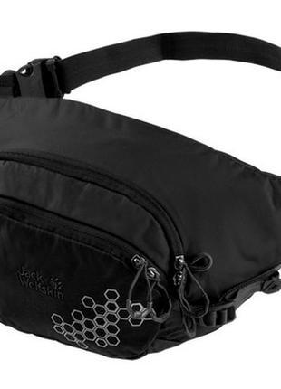 Нова поясна сумка jack wolfskin white rock belt